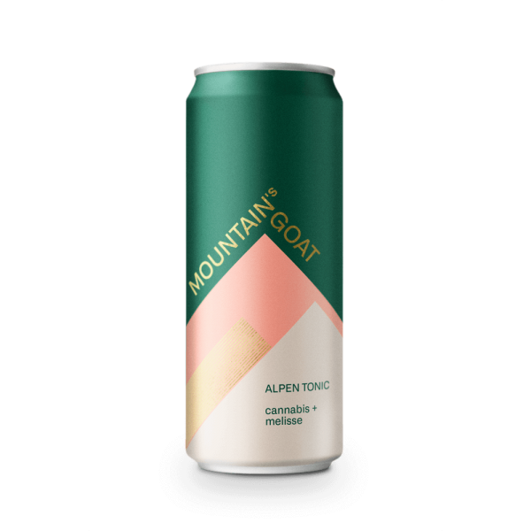 Mountain's Goat Alpen Tonic Getränk